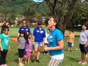 """Playworks"" Pilot Program Off to a Great Start at Kaneohe Elementary School"