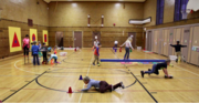 'Movement Lab' Uses Physical Activity on Students to Produce Better Readers
