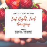 Eat Right, Feel Amazing!
